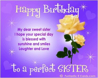 Happy Birthday To Sister Profile Dp For Whatsapp