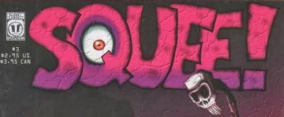 Read Squee! by Jhonen Vasquez and Slave Labor Graphics on Comixology