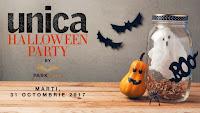 Castiga invitatii duble la petrecerea Unica Halloweeen Party