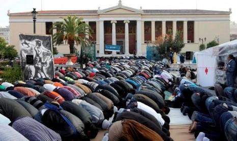 Masjid Athena Resmi Dibuka Mei Mendatang