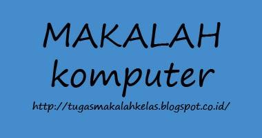 Contoh Makalah Jaringan Komputer