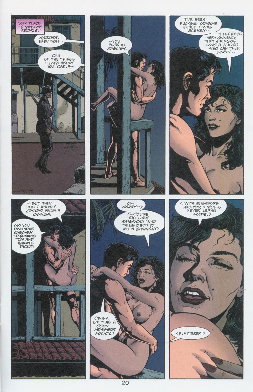 Read online American Century comic -  Issue #2 - 21