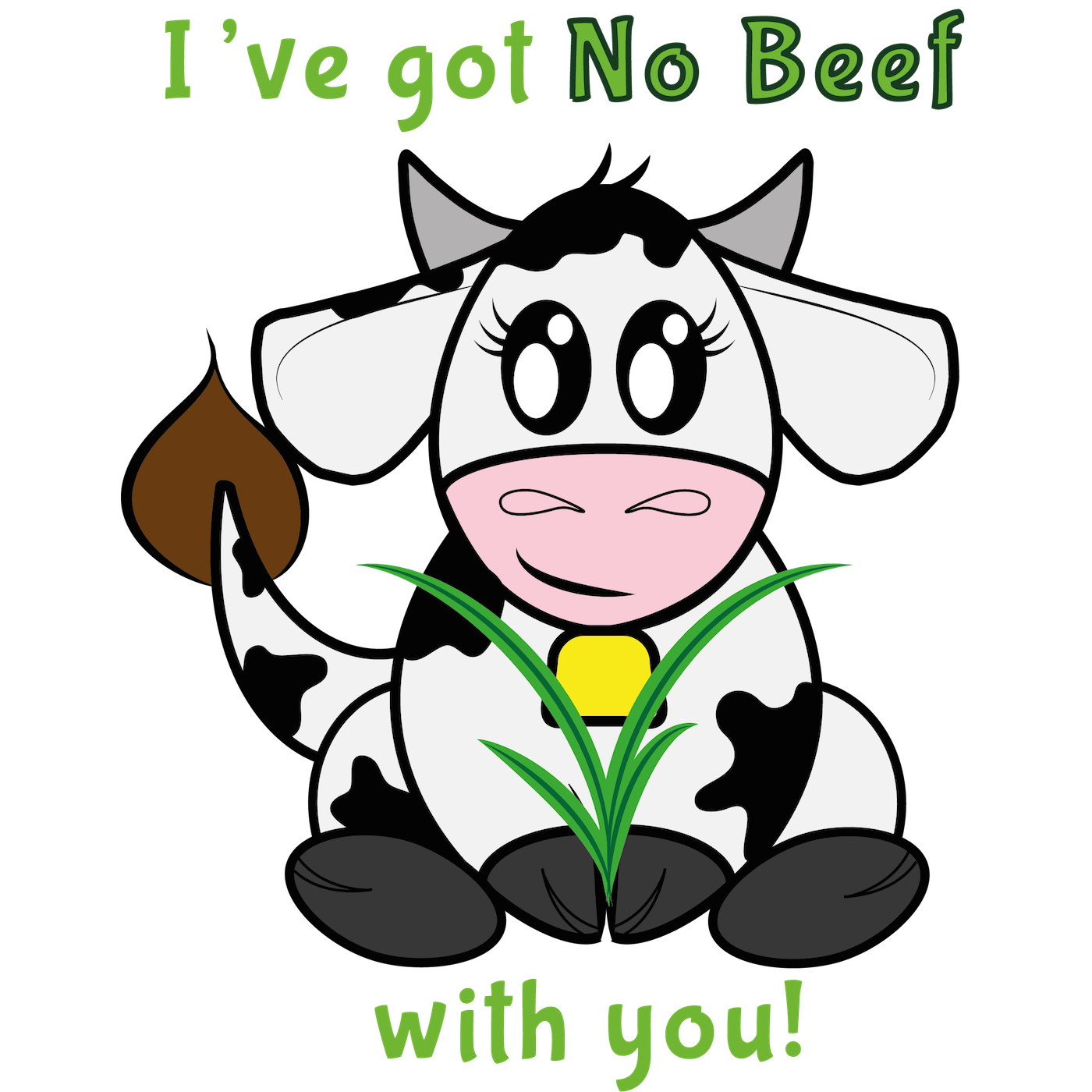 I've Got No Beef With You