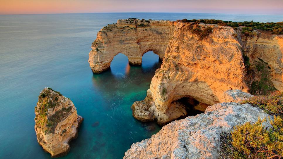 Praia da Marinha, Lagoa (Algarve)