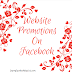 How to create a Website Promotion on Facebook