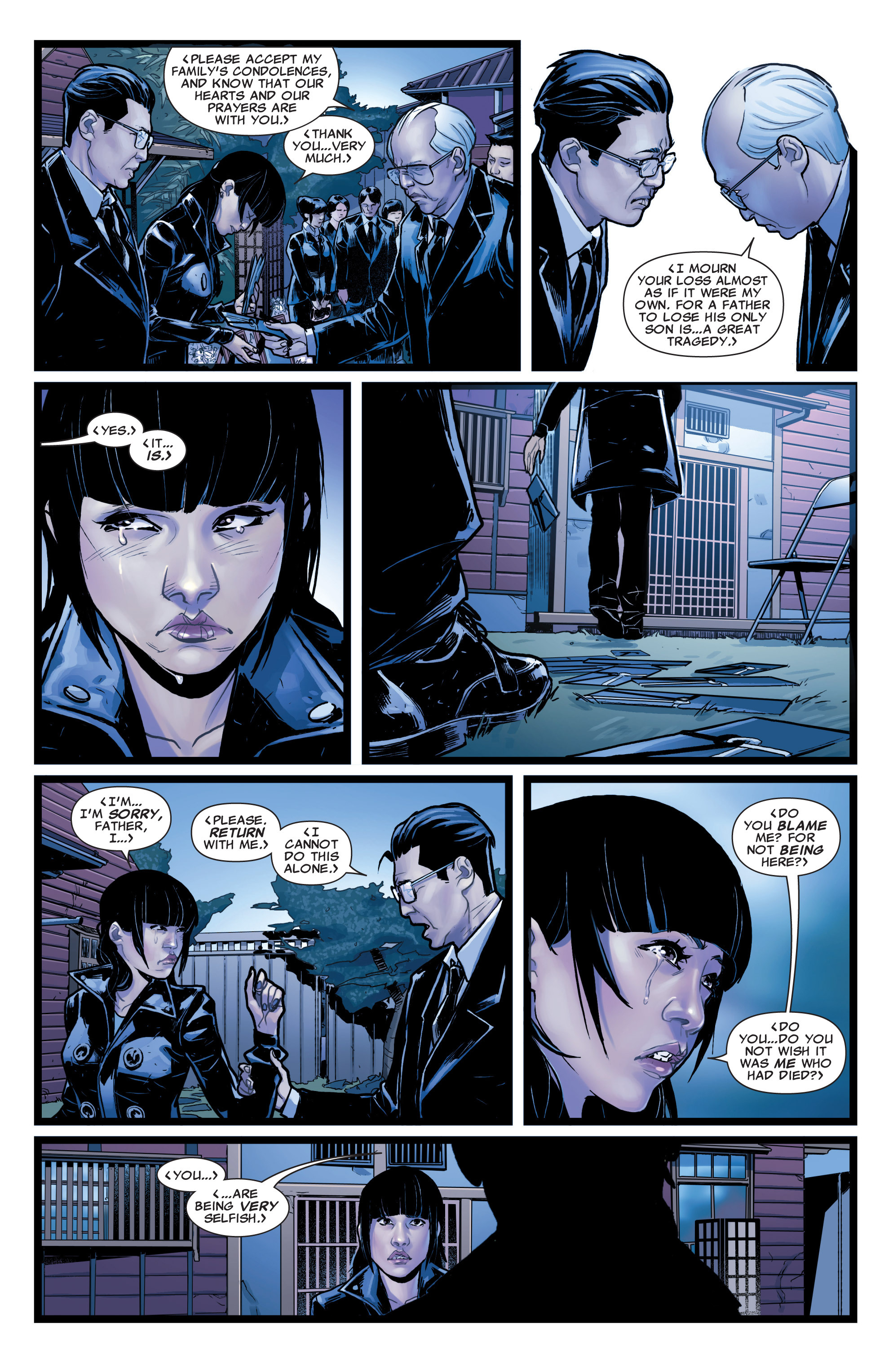 Read online Astonishing X-Men (2004) comic -  Issue #37 - 16