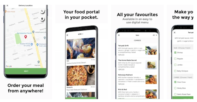 YouthApps - MealRides - Online Food Delivery in Colombo