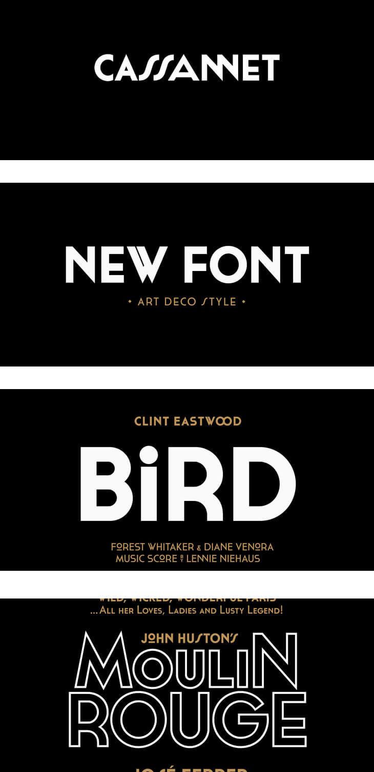 cassannet-free-font