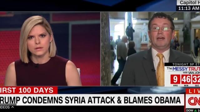 Congresista: Al-Asad no usaría armas químicas contra su pueblo