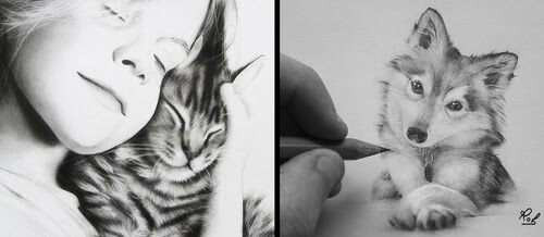 00-Roberto-Matteazzi-Animal-Drawings-in-Black-and-White-Charcoal-Portraits-www-designstack-co
