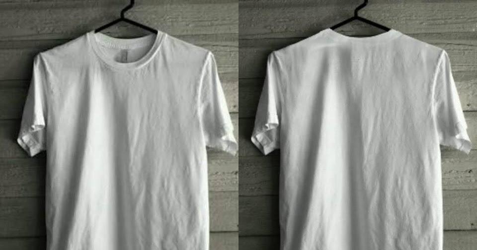 900+ Ide Desain Kaos Polos Warna Putih HD Terbaik Yang Bisa Anda Tiru