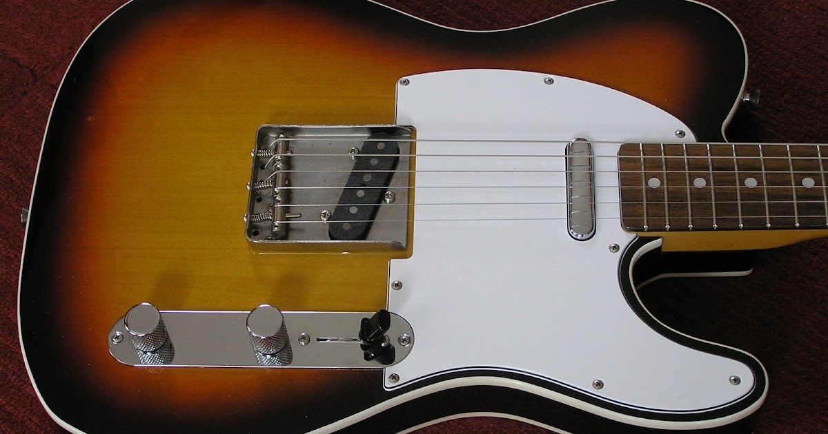 4 Way Switch Mod Telecaster