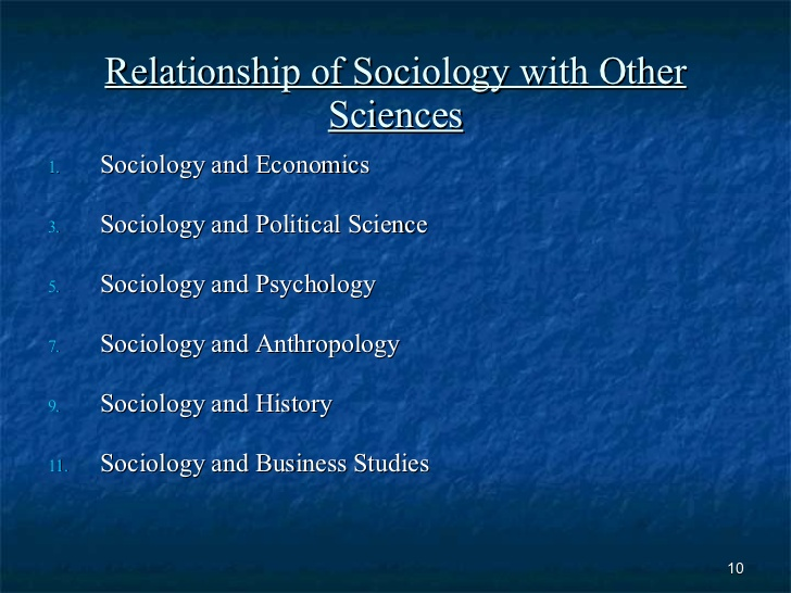 should sociology be a science essay