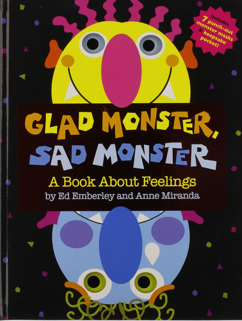 Feelings book - Children's books about emotions and feelings for preschoolers