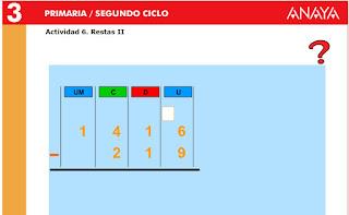http://capitaneducacion.blogspot.com.es/2017/10/3-primaria-mates-restas-con-llevada_5.html