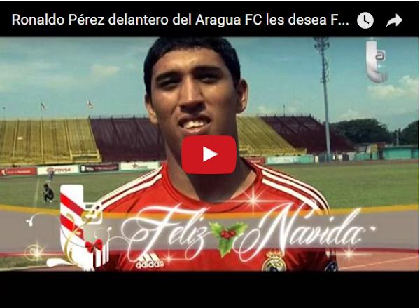 Asesinado el futbolista Ronaldo Perez en Aragua