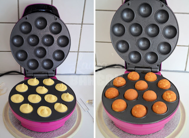 Super Review: Babycakes Cakepop maker - Laura's Bakery ET-95