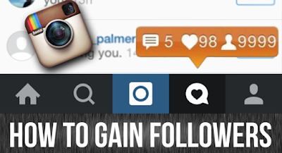 Get followers on instagram