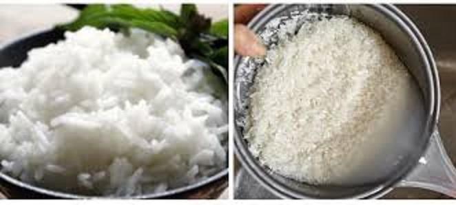 Comment faire cuire le riz avec l huile de coco pour br ler plus de graisses et absorber des - Absorber l humidite avec du riz ...