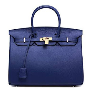 Lassiebb Genuine Leather Handbag
