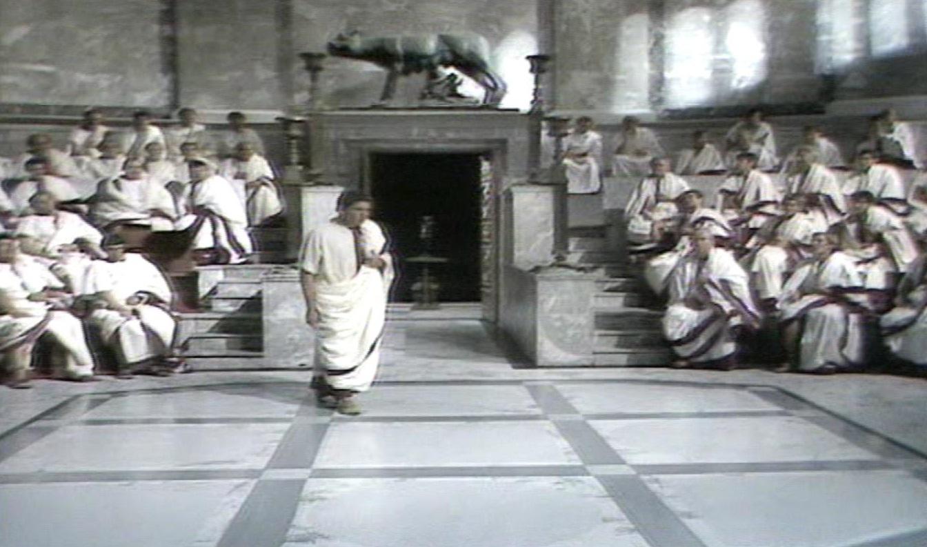 APASIONADOS DEL IMPERIO ROMANO: DISCURSO DEL PRETOR URBANO DE ROMA ...