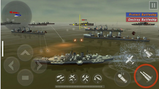 Warship Battle 3D World War Preview 7