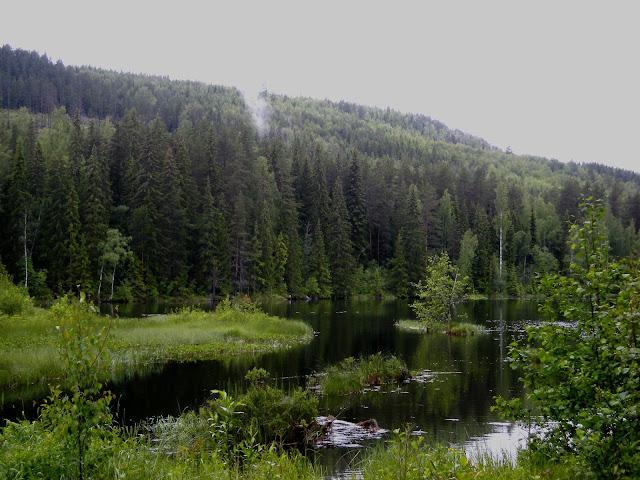 Stenberget, Nyhammar