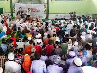 Kak Bimo Hibur 2300 Anak Shalih Generasi Pecinta Al-Qur'an