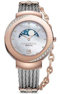 Charriol St-Tropez Women Moonphase Ladies ST35PD1.560.010