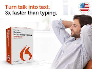 Dragon NaturallySpeaking 13 PC Premium