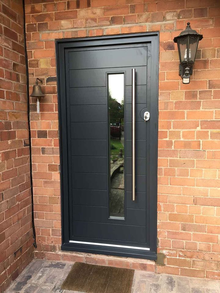 Charmant Doors Are Also Available As Front Doors With Sidelights. These Sidelights  Come In A Variety Of Configurations, From Single Sidelight To Sidelights  With ...