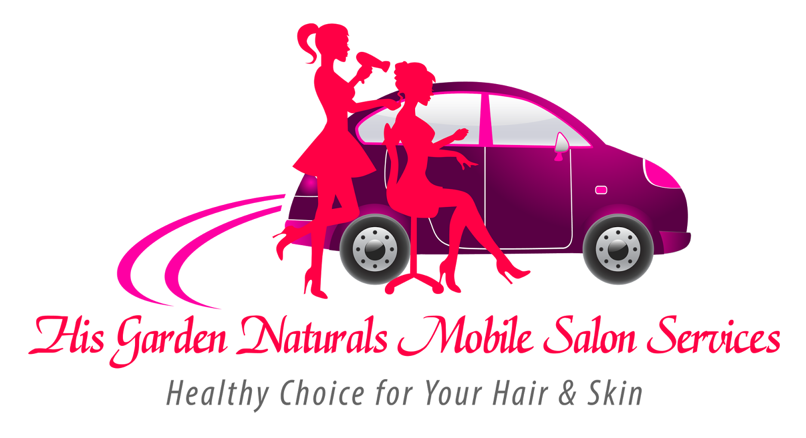 HIS GARDEN NATURALS' MOBILE SALON SERVICES-RICHMOND VA