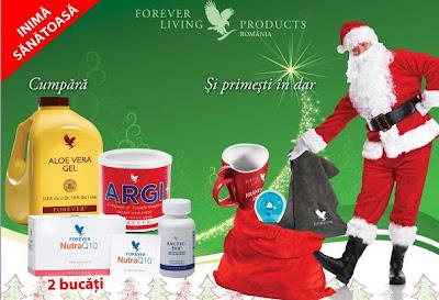 Promotii Forever Dec. 2012 din Inima