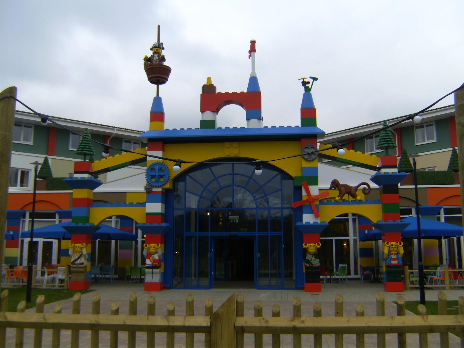 All About Bricks: LEGOLAND Windsor Resort Hotel Review