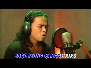 Not Angka Lagu Kanggo Riko