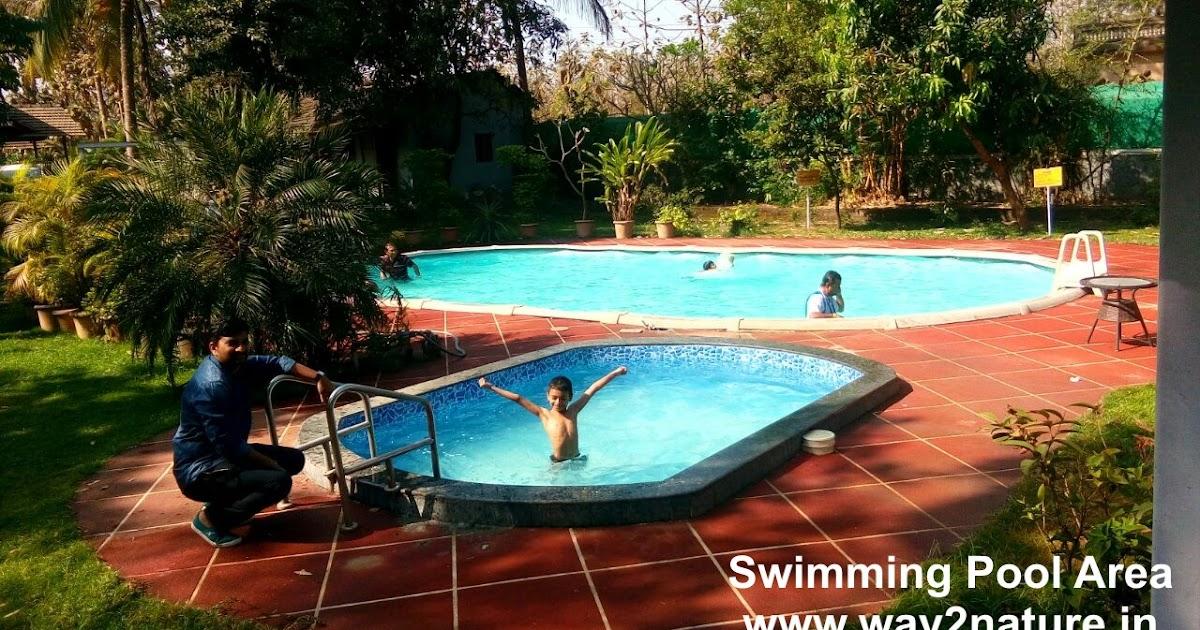 Nk farm karjat - Titwala farmhouse with swimming pool ...