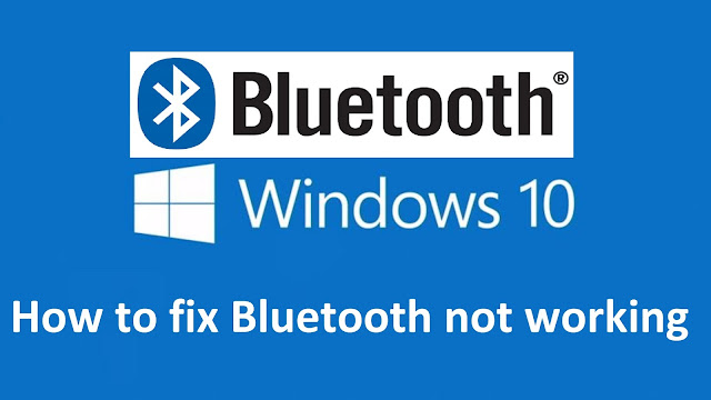 windows 10 bluetooth issues hp
