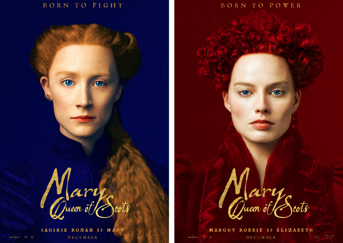 The Untold Story of Mary, Queen of Scots, and Elizabeth I