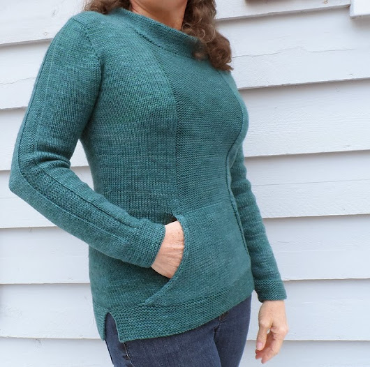 Brier Island Sweater
