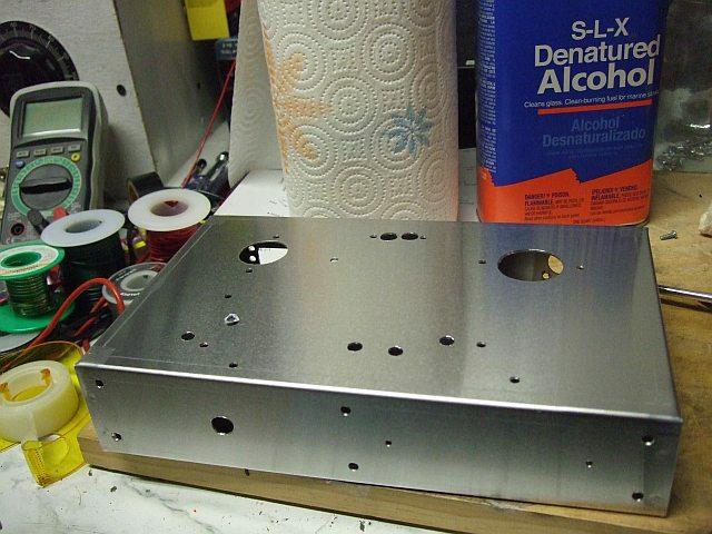 Ham Azing 6l6 Transmitter Build Part 2