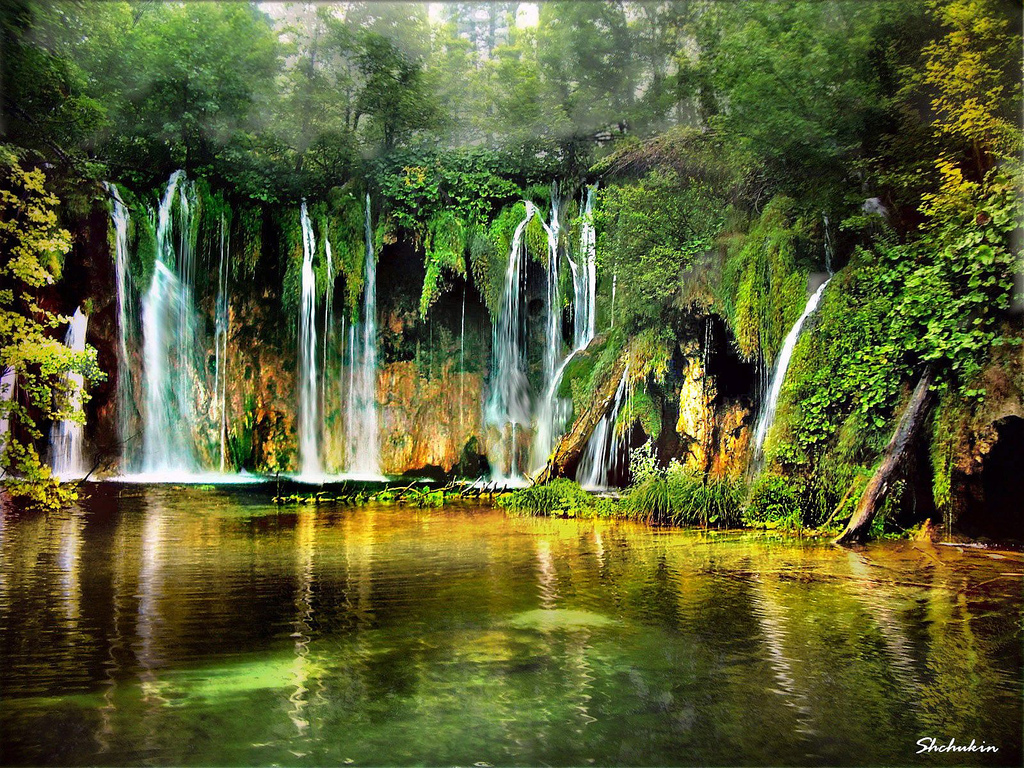 Really Cool Pictures: The 10 Most Scenic Water Falls Of