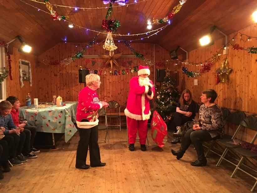 Island Christmas Party Ideas.Life On A Small Island Graemsay Christmas Party