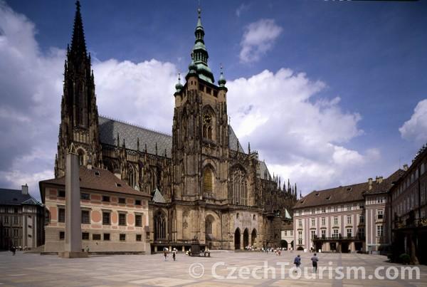 Catedral de San Vito (Praga, República Checa)