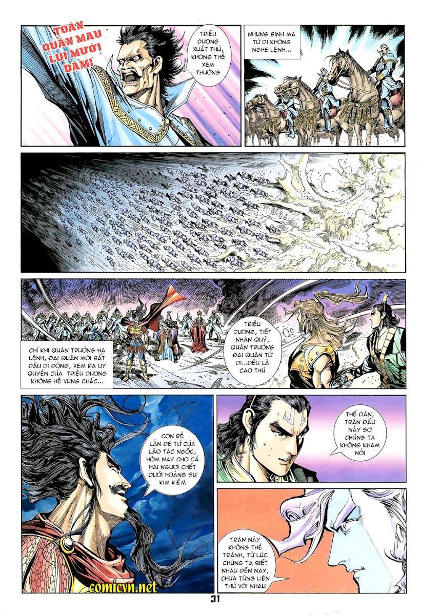 Đại Đường Uy Long chapter 90 trang 31