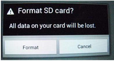 حل مشكلة تعطل أو تلف كرت الذاكرة - ظهور رسالة بطاقة SD تالفة