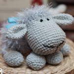 patron gratis cordero amigurumi | free amigurumi pattern lamb