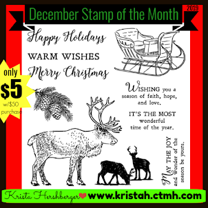 December 2019 Stamp of the Month
