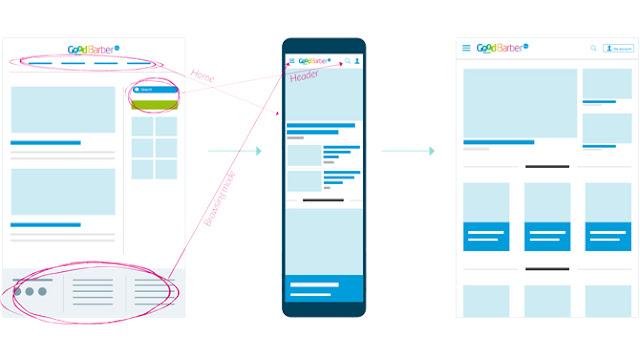 GoodBarber تطلق الاصدار الرابع من منصة تطوير التطبيقات GoodBarber 4 والذي غير مفهوم تصميم التطبيقات !