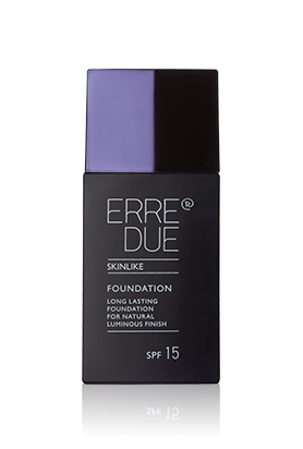 ERRE DUE SKINLIKE FOUNDATION SPF 15