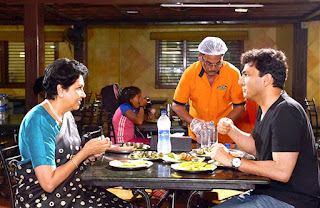 PepsiCo's Indra Nooyi and Michelin star Chef Vikas Khanna meet in Chennai and stir up a conversation on familiar food, made healthy
